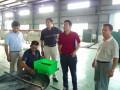 安庆市科技局方争鸣局长一行来桐调研企业技术创新工作