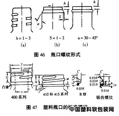 塑料包装容器的结构设计方案九