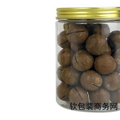 pet塑料罐食品包装塑料罐圆形塑料罐塑料罐厂家